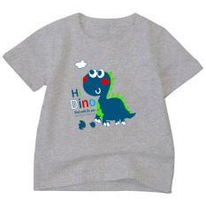Áo thun bé trai chất liệu cao cấp thoải mái thiết kế thời trang dễ phối trang phục ATBT87 thời trang ELSA (nhiều màu)