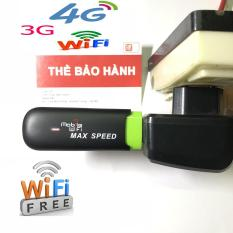 THIẾT BỊ USB 3G 4G PHÁT SÓNG WIFI DI ĐỘNG TỪ SIN ĐIỆN THOẠI