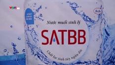 Nước muối sinh lý SATBB chai 550ml
