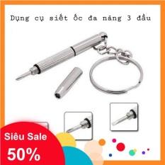 Móc chìa khoá tua vít, sử dụng để vặn ốc kính mắt – Tiệm Kính Rubi