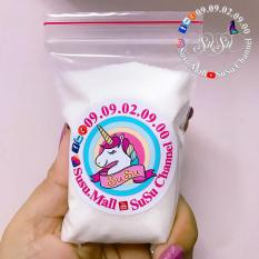 Combo các nguyên liệu dùng để chế tạo Slime an toàn, Borax Mỹ làm Slime, chất làm đông slime gói 50g