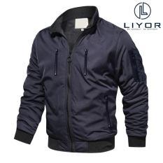 Áo khoác dù thiết kế bốn dây kéo phù hợp với dáng người dưới 75kg (nhiều màu) – LiyorShop – PAKD3031