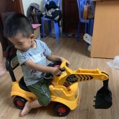 máy xúc – máy đào – xe cẩu cho bé loại có đèn nhạc – xe cuốc – máy cuốc – xe cuốc trẻ em – máy cuốc trẻ em – máy cuốc cho bé