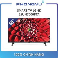 Smart Tivi LG 4K 55 inch 55UN7000PTA – Bảo hành 24 tháng – Miễn phí giao hàng Hà Nội & TPHCM