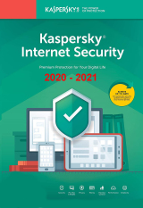 Kaspersky Internet Security 1PC 2021