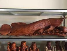Cá gỗ hương ta