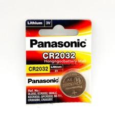 Pin CR2032 Panasonic Lithium 3V Made In Indonesia Vỉ 1 Viên – Hàng Chính Hãng