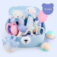 Set đồ chơi xúc xắc cho bé CHÍNH HÃNG GORYEO BABY Hàn Quốc an toàn, phát triển kỹ năng cho bé