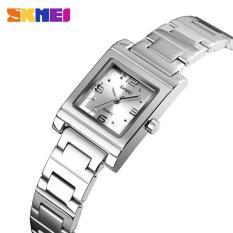 Đồng hồ nữ SKMEI 1388 dây thép doanh nhân cao cấp