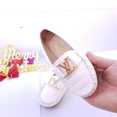 Giày lười bé trai cao cấp VVL