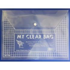 Combo 40/60/100 túi clear bag mỏng