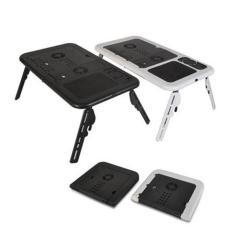 Bàn để laptop có quạt tản nhiệt , bàn để laptop đa năng, bàn để laptop có 4 chân gấp mở tiện dụng, bàn để máy tính