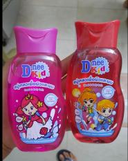 Sữa tắm dầu gội em bé Dnee Thái Lan chính hãng