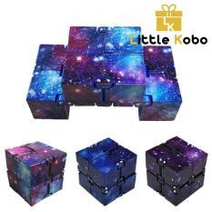 [13 Màu] Khối Lập Phương Vô Cực Infinity Cube Galaxy