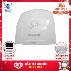 Máy sấy tay tự động SafeVN B-801 (trắng) – 1800W – 220V