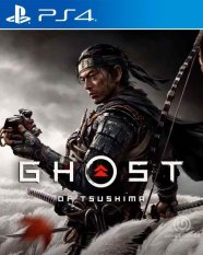 Đĩa Game PS4 : Ghost of Tsushima US