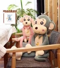 Gấu bông khỉ siêu mềm dễ thương cho bé(hình tự chụp)