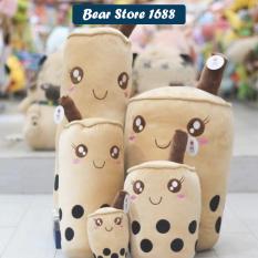 Gấu Bông Trà Sữa Siêu Dễ Thương 3 Màu 2 Size