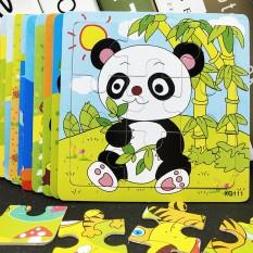 Tranh Ghép Hình Gỗ 9 Mảnh Chủ Đề Đa Dạng Bé Trai Và Bé Gái Đều Chơi Được✅Đồ chơi AKOIN phát triển trí tuệ thông minh cho trẻ✅Shop Đồ Chơi Trẻ Em Thông Minh✅An Toàn – AKOIN