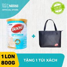 Sản phẩm dinh dưỡng y học Boost Optimum 800g + Tặng 1 túi xách ( Giao ngẫu nhiên)