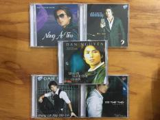 Bộ 5 CD Đĩa nhạc ĐAN NGUYÊN chọn lọc – ASIA
