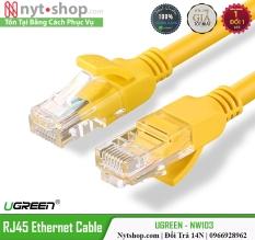 Cáp Mạng Đúc Sẵn Cat5e UTP 100Mbps chính hãng UGREEN NW103