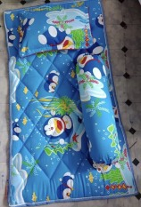 Bộ nệm gối em bé 65 x 115cm