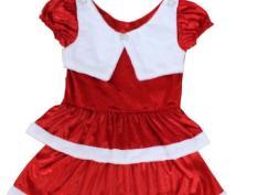Bộ váy Noel cho bé gái