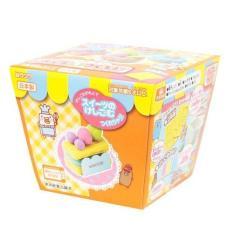 Bộ làm gôm/ tẩy Kutsuwa Eraser Waffle & Macaron