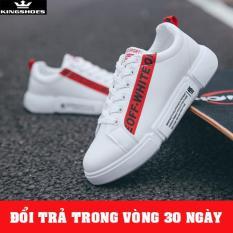 Giày Sneaker Nam Hàn Quốc 2019 (Giá Siêu Sốc) – KINGSHOES (KS06)