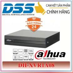 Đầu ghi hình camera 8 kênh HDCVI 1080N Dahua DH-XVR1A08 chính hãng DSS Việt Nam