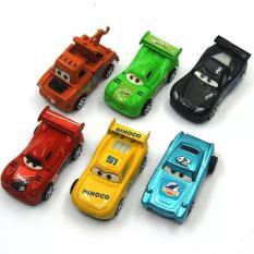 Bộ đồ chơi 12 xe mô hình (gửi mẫu ngẫu nhiên)