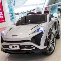 Xe ô tô điện trẻ em cao cấp Kupai 2020 (4 Động Cơ/Ác Quy 12V-7Ah/Có Mix Hát)
