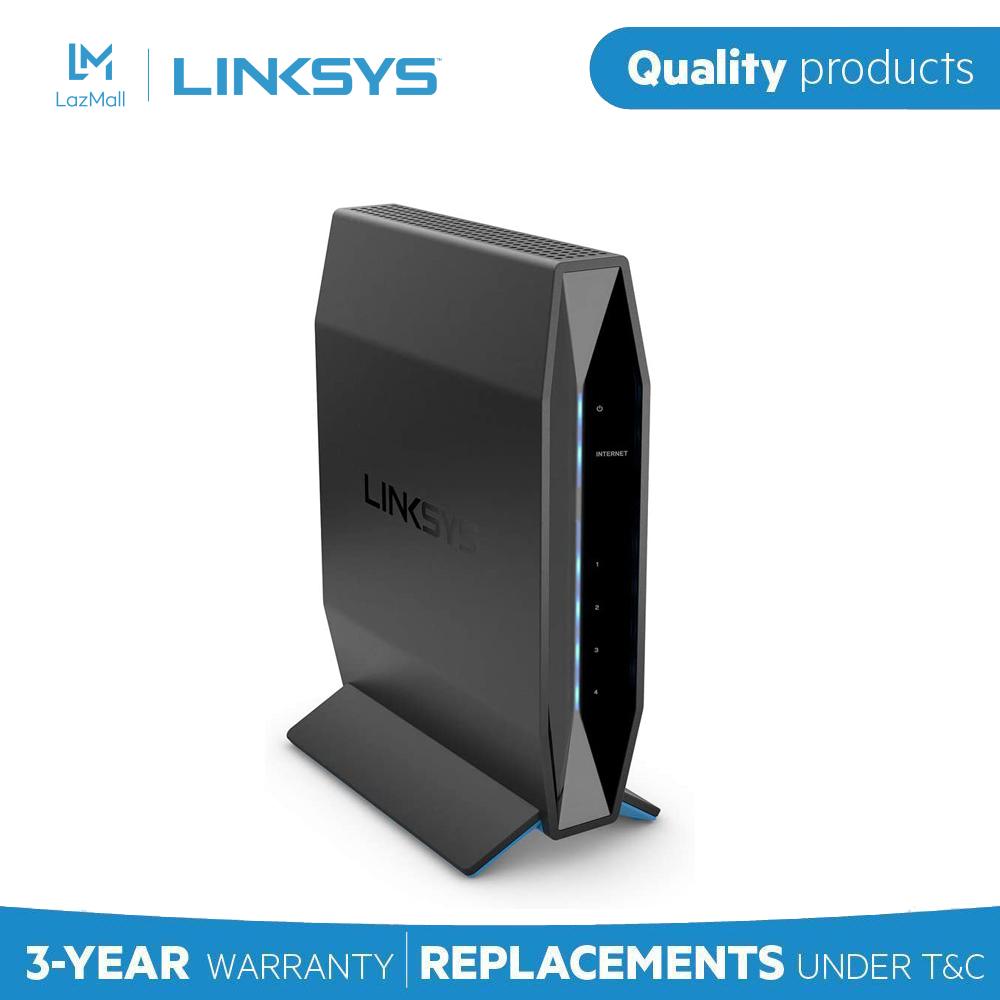 Router WiFi 5 Dual-Band AC1200 Linksys E5600 – Hãng Phân Phối Chính Thức