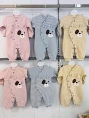 Body Gấu cho bé | Cotton | Loại 1 | Mềm Mịn | Có Video