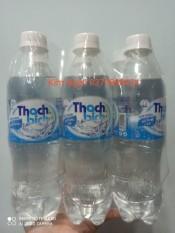 Nước khoáng mặn gó gas Thạch Bích lốc 6 chai