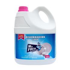 Can Nước rửa chén bát an toàn Mr Fresh Korea 3,8L (Loại Không Mùi) GSG278