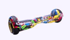 Xe Cân Bằng Điện Bánh 6.5 inch loa bluetooth kèm Đèn Led