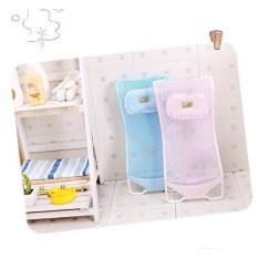 Lưới tắm kèm gối chống trượt an toàn cho bé sơ sinh