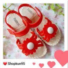 Sandal nhựa dẻo hình bông hoa cho bé (đỏ – 26), cam kết hàng đúng mô tả, chất lượng đảm bảo an toàn đến sức khỏe người sử dụng, đa dạng mẫu mã, màu sắc, kích cỡ