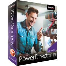 Phần mềm Cyberlink PowerDirector 19