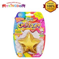MY KINGDOM – Slime kim cương-ngôi sao vàng may mắn Glittzy 34028/YE