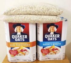Nửa Thùng Yến Mạch Quaker Oats Mỹ 4.53kg (cán nhuyễn)