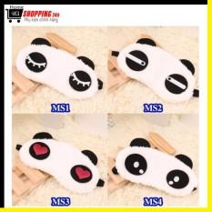 🍀Miếng Che Mắt Khi Ngủ Hình Panda Dễ Thương Mặt Nạ Che Mắt Ngủ HOME24HPANDA🍀