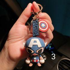 Móc khóa cute siêu anh hùng
