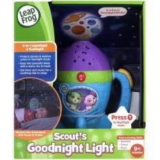 ĐỒ CHƠI PHI THUYỀN NGỦ NGON LEAPFROG SCOUNT'S GOODNIGHT LIGHT SP001745