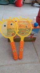Siêu khuyến mãi Bộ vợt cầu lông 2 in1 cho bé chỉ 20k