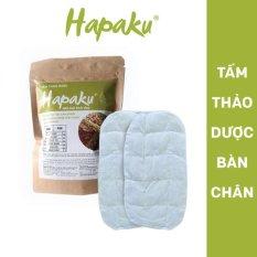 [MUA KÈM] Tấm thảo dược thay thế cho đai bàn chân Hapaku