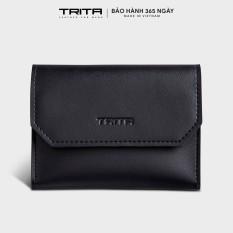 [ Deal sốc ] Ví mini nhỏ gọn đựng tiền đựng thẻ TRITA RVN06