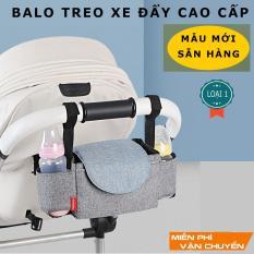 ( HÀNG CAO CẤP) Túi Đựng Đồ TreoXe Đẩy.có nhiều ngăn tiện ích. có thể treoxe đẩy,túi treocũi, túi xách. Có thể đựng bỉm, bình sữa, hộp sữa, giấy lau.
